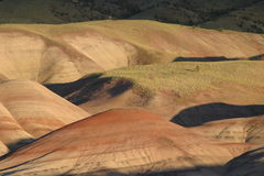Painted Hills Geology Area Royalty Free Stock Image