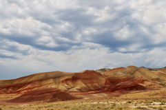 Painted Hills of John Day Fossil Beds Stock Photography