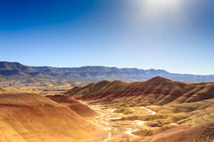 The Painted Hills Royalty Free Stock Images