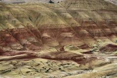 Painted Hills, Oregon, Autumn Royalty Free Stock Image