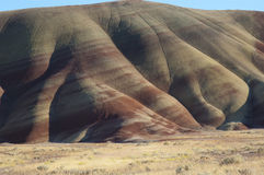 Painted Hills XI Stock Image