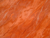 Painted marble texture. Red painted marble texture, abstract background Royalty Free Stock Photos