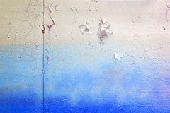 Painted metal plate background texture. Stock Photos