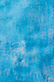 Painted metal plate background texture. Stock Photography