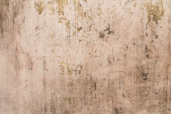 Painted old dirty wall backdrop Stock Image