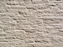 Painted Old Stone Wall Royalty Free Stock Image