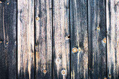 Painted Old Wooden Fence. Background Royalty Free Stock Images