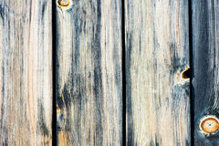 Painted Old Wooden Fence. Background Royalty Free Stock Image