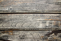 Painted Old Wooden Fence Stock Photography