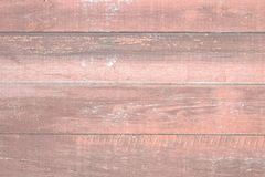 Painted old wooden wall. red background royalty free stock photo