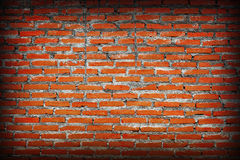 Painted orange wall Royalty Free Stock Images