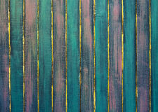 Painted planks, vintage background. Alternatively painted rough planks. Two color vintage pattern Stock Image
