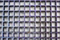 Painted plastic mesh texture Stock Photos