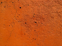 Painted rough cement wall Royalty Free Stock Images