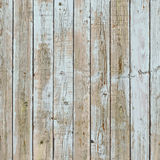 Painted Rural Fence Stock Image