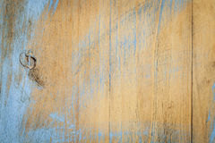 Painted and scratch wood texture Stock Images