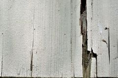 Painted siding Royalty Free Stock Photo