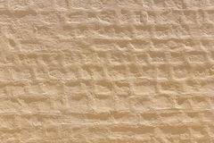 Painted stone wall texture Stock Images