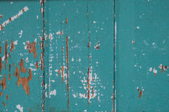 Painted Teal Wall Background Royalty Free Stock Photo