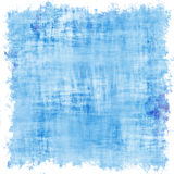 Painted texture. Abstract painted  blue texture sample Stock Photography