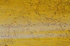 Painted textured a parede Fotos de Stock