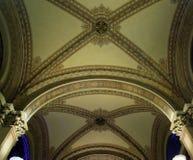 Vienna interior architecture Royalty Free Stock Image