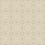 Painted vintage abstract pattern in bright colors. Royalty Free Stock Photography