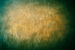Painted wall background Stock Photography