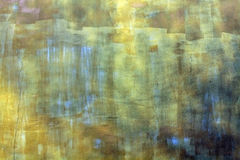 Painted wall with effects Royalty Free Stock Images