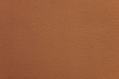 Painted Wall Texture 1. Orange/Brown painted wall texture  as colorful background Stock Photos