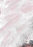 Painted Wall Texture. Wall texture painted in pale pink colors Stock Photo