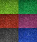 Painted wall texture in vivid colors Royalty Free Stock Photo