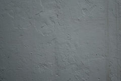 Painted walls with irregularities. Background. Royalty Free Stock Photography