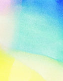 Painted watercolor, ink background Royalty Free Stock Photography