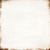 Painted white wooden plank Royalty Free Stock Photo