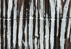 Painted wood Stock Photos