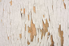 Painted wood Royalty Free Stock Image