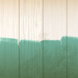 Painted wood background Royalty Free Stock Photography