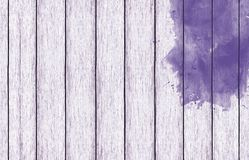 Painted wood background wallpaper with purple paint. Printable digital Paper fit for any projects and layout stock photo