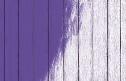 Painted wood background wallpaper with purple paint. Printable digital Paper fit for any projects and layout stock photography