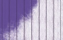 Painted wood background wallpaper with purple paint. Printable digital Paper fit for any projects and layout royalty free stock image