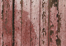 Painted Wood Stock Image