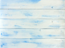 Painted wooden background Stock Image