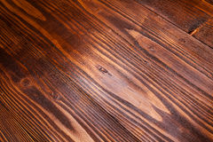 Painted wooden boards. Fresh luxury painted wooden surface Stock Image