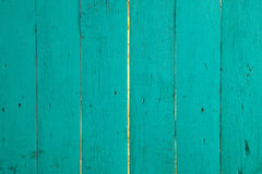 Painted wooden boards Royalty Free Stock Photo
