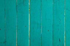 Painted wooden boards Royalty Free Stock Photos
