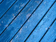 Painted Wooden Floor Royalty Free Stock Photos