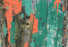 Painted Wooden  old grunge  textured background Royalty Free Stock Images