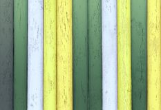 Painted Wooden Planks as Background royalty free stock photo