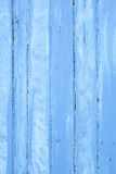 Painted wooden planks background Royalty Free Stock Photo